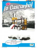 CASCANHOL N°33