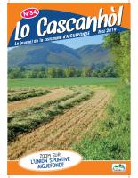 CASCANHOL N°34