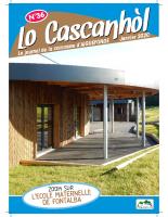 CASCANHOL N°36